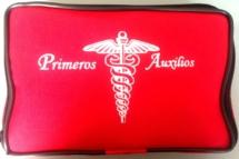 Botiquin Termico de primeros auxilios (18 productos)